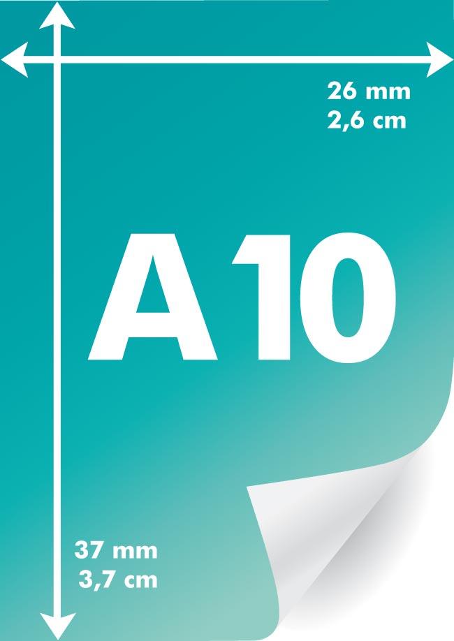 Dimension et format du livre dans l&#39-impression numerique