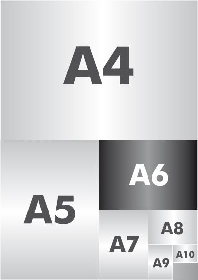 format de papier a6 | tout savoir sur le format d'impression a6